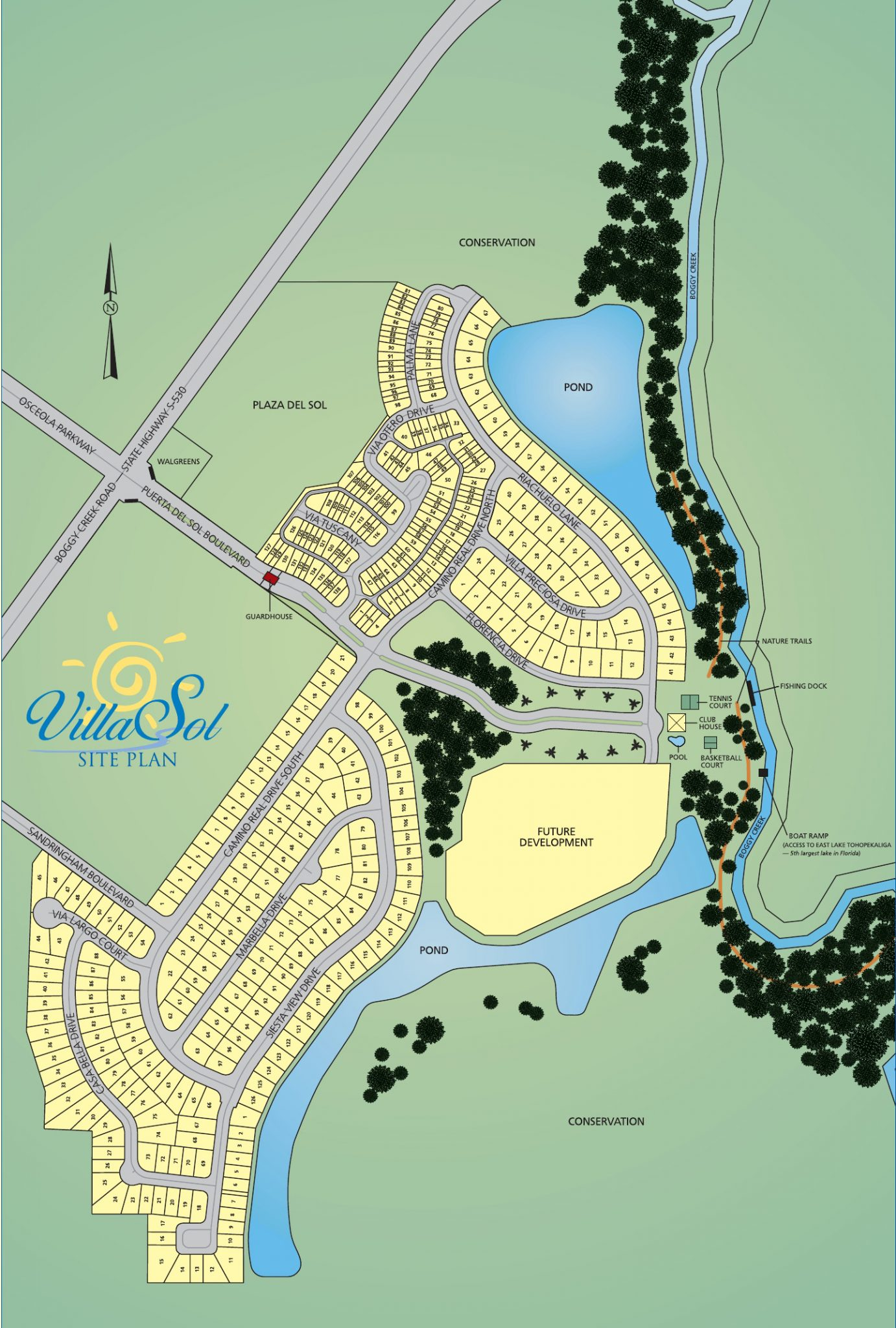 Map Of Kissimmee Florida.Elate Plan 3090 Villasol New Homes Kissimmee Fl Rey Homes