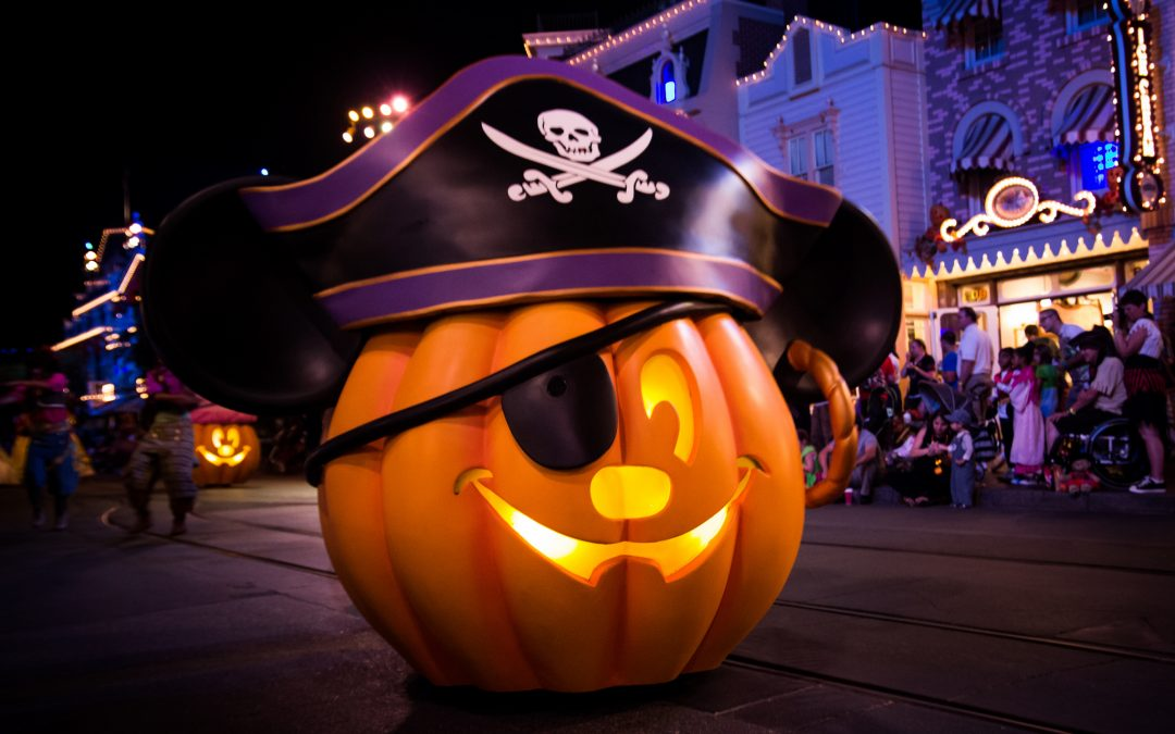 Ideas for Celebrating Halloween in Central Florida this Fall